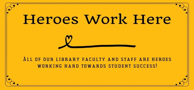 library workers promo image